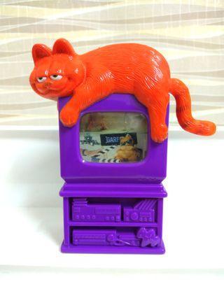 加菲貓 電視玩具