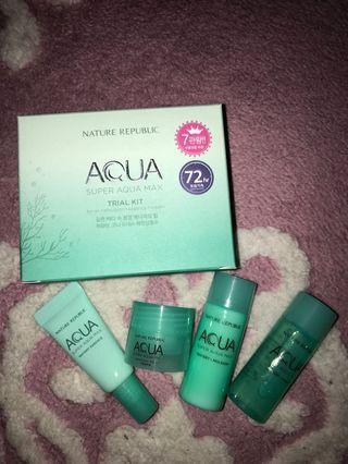Super Aqua Max Trial Kit