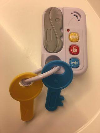 Car Key Toy