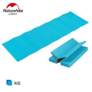 Naturehike Comfort Camping Mat Portable Foldable Sleeping Pad Foam Egg Slot