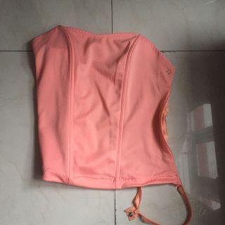 longtorso daleman kebaya salem soft pink peach