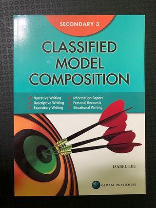Classified model composition