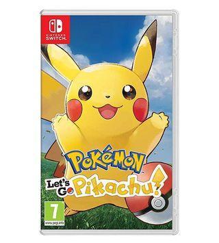 🆕 Switch Pokémon: Let's Go, Pikachu! (sealed)