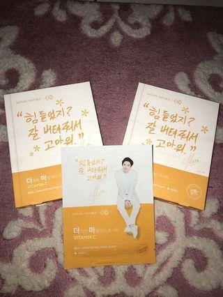 EXO Mask Sheet