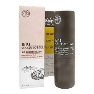 The Face Shop Jeju Volcanic Lava - Pore Cleansing Stick