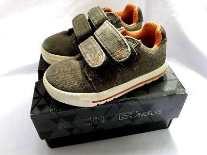 Skechers boy's memory foam shoe