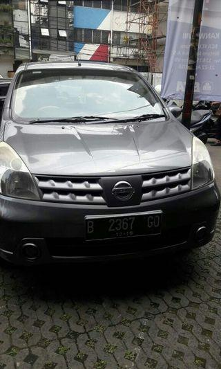 Dijual Grand Livina 1.5 CC Type XV Metic