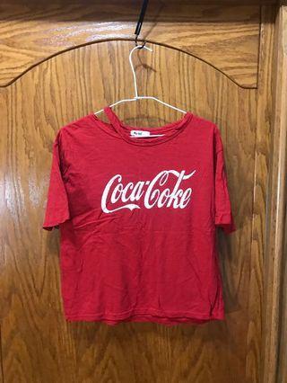 🚚 可口可樂上衣