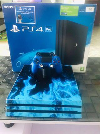 🚚 PS4 PRO with 1TB Storage
