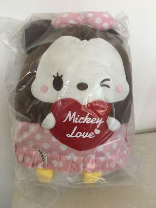 🚚 Minnie Mouse cushion plush big