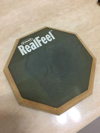 Evans RealFeel Drum Practice Pad 練習pad