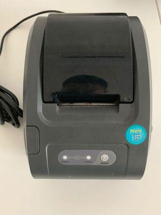 Gprinter thermal barcode receipt printer