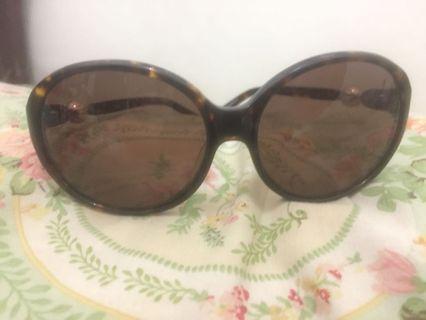 Kacamata Sunglasses Elle Original - Brown