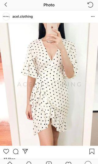 Wrap Dress • Free size • Brandnew