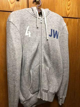 Jack Wills Zip-Up Hoodie 衛衣 外套