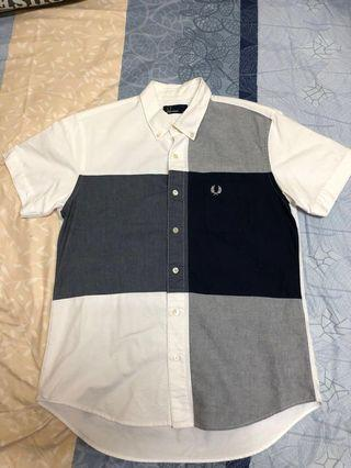 日版 Fred Perry Shirt