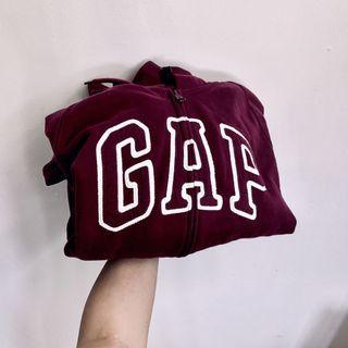 GAP 刷毛外套 (免運,可換同款淺灰或黑)