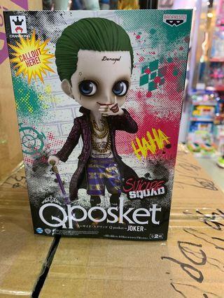 QPosket 小丑