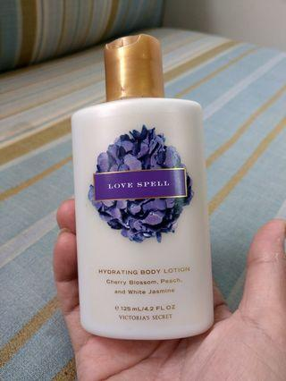 Victoria's Secret身體乳