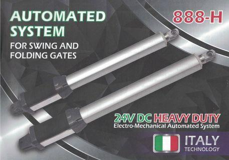 Auto gate automated system, cheapest and quality product