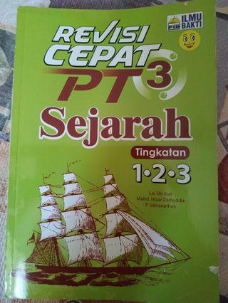 Sejarah PT3