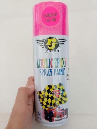 🚚 Acrylic epoxy spray paint