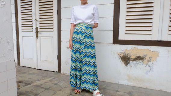 rok tribal panjang
