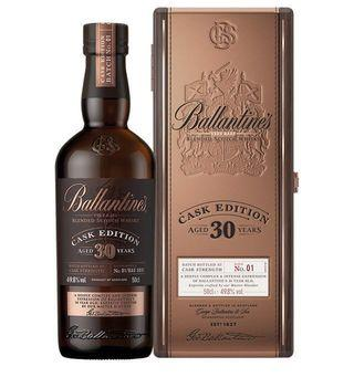 First Ballantine's aged 30 years Cask Edition 50cl