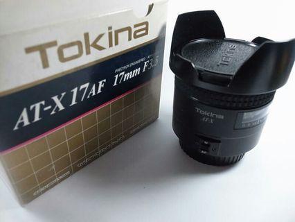 [一直攝] Tokina AT-X 17mm F3.5 超廣角鏡頭