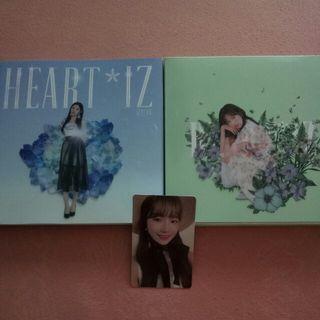 【WTT】IZ*ONE Violeta album