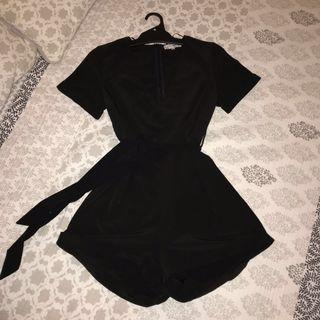 Stunning Showpo Black Playsuit