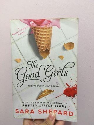 The Good Girls Book (price including postage)