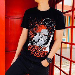 Goblin slayer t-shirt
