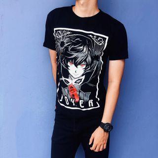 Persona 5 T-shirt (joker)