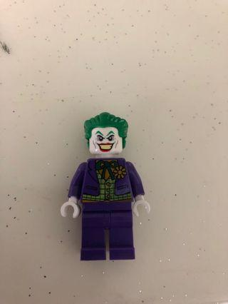 Lego人仔 joker 🃏 已砌