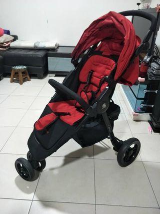Bfree iwalker strollers