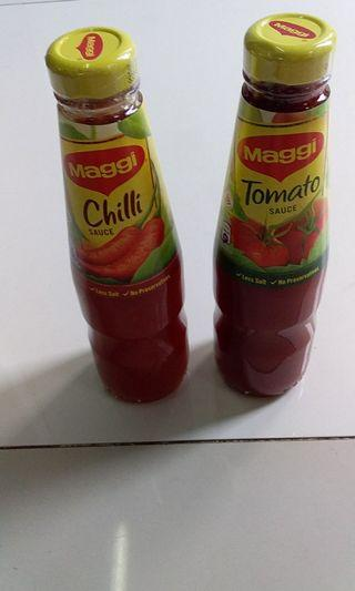 Maggie Chilli sauce