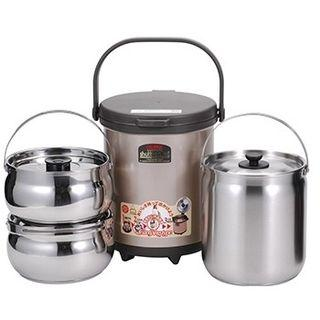 6L thermos shuttle chef set