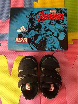 Adidas x Marvel Toddler Shoes