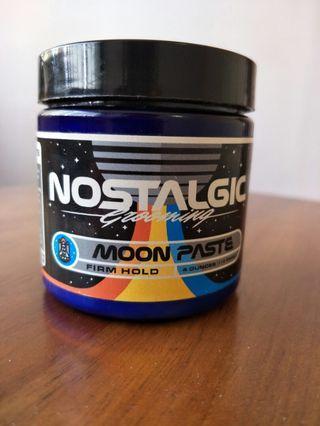 Nostalgic Grooming Moon Paste Firm