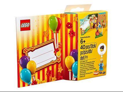 Lego 853906 - Greeting Card