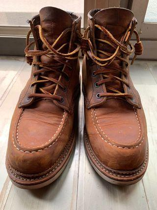 Red wing 1907 極新