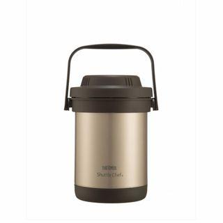 1.8L thermos shuttle chef