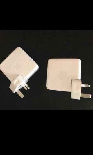 iPhone type-c power adapter MacBook 充電極新