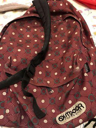 Outdoor backpacker 背包