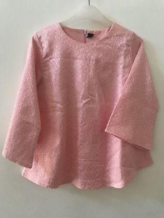 Sparkling Pink Blouse