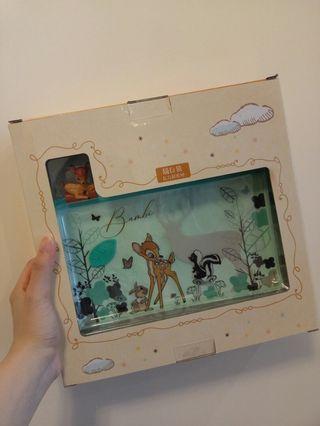 Disney Bambi pouch 迪士尼小鹿斑比 文具袋 筆袋