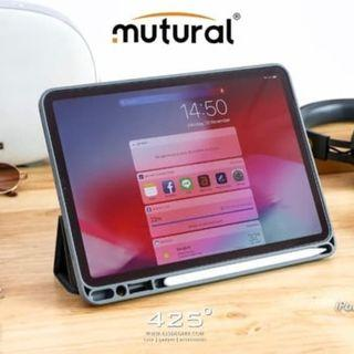"Case iPad Pro 11"" 2018 Mutural Original Smartcase Pen Holder"