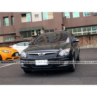 【FB搜尋桃園阿承】現代 超人氣I30頂級 2013年 1.6 黑色 二手車 中古車
