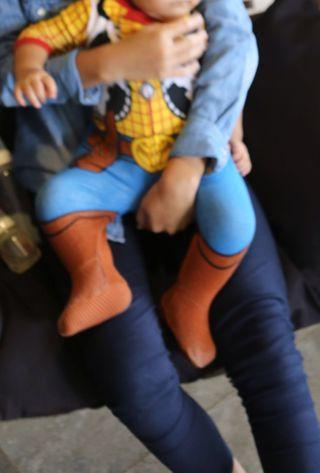 Woody sleepsuit